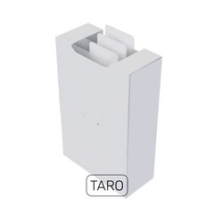 Органайзер для карт Uniq Card-File Taro - 40 mm (Белый)