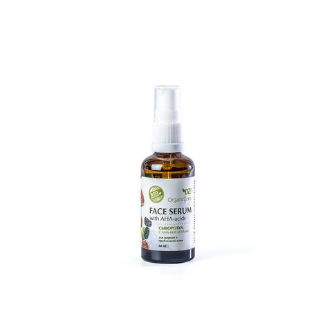 OZ! Сыворотка для лица с АНА-кислотами для жирной и проблемной кожи (50 мл)