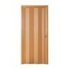 Дверь-гармошка орех миланский Стиль ширина до 114 см