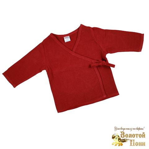 Распашонка муслин новорожденным (0-3) 210801-OP1316.5