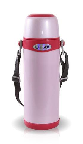 Термос Tiger MBI-A (0,8 литра), розовый
