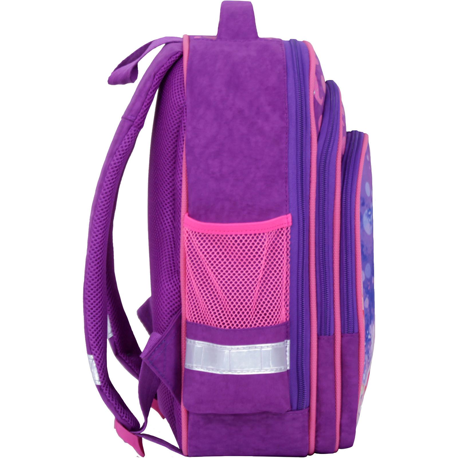 Рюкзак школьный Bagland Mouse 339 фиолетовый 428 (0051370) фото 2