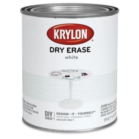 Krylon Dry Erase краска с эффектом маркерной доски