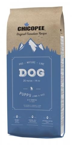 Chicopee Pro Nature Line Puppy Lamb and Rice сухой корм для щенков всех пород с ягненком и рисом - 20 кг 20 кг