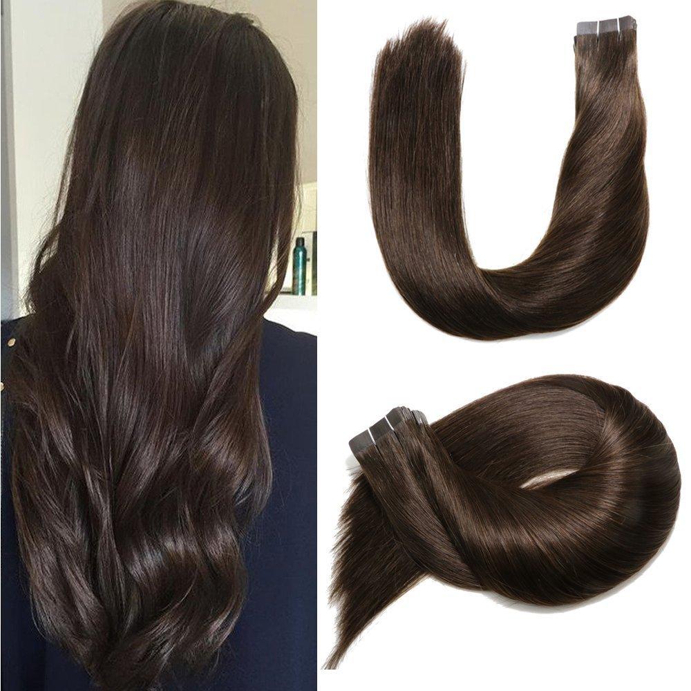 ЕВРОПЕЙСКИЕ волосы для ленточного наращивания