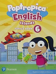 Poptropica English Islands 6 PB + OAC + GAC