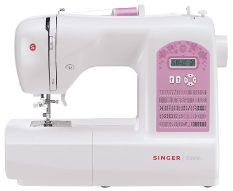 Швейная машина Singer Starlet 6699 белый