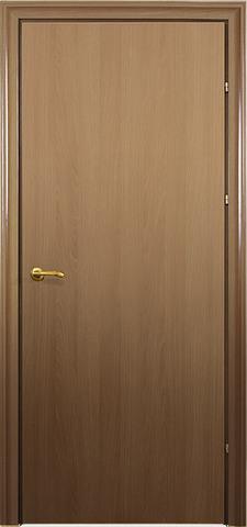 Дверь 10.00 (грецкий орех, глухая шпонированная), фабрика Краснодеревщик