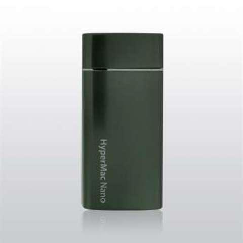 HyperMac Nano 1800mAh – внешняя батарея для iPhone/iPod (Gun Metal)