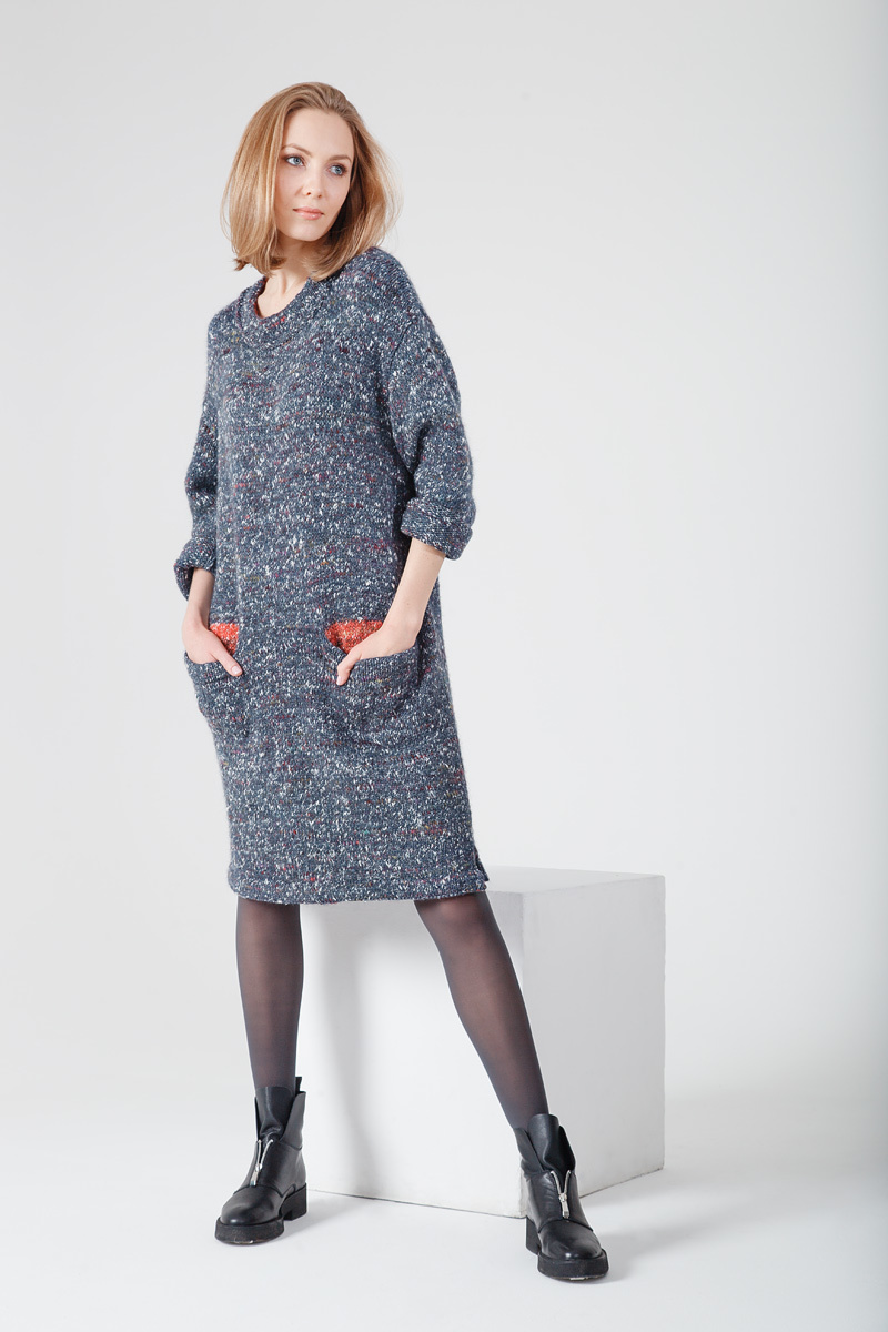 GEMINI Dress Fashionbox by Rodina Yarns