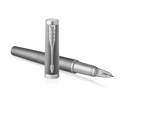 Ручка 5th mode Parker Ingenuity Deluxe, Chrome Colored CT, FBlack123