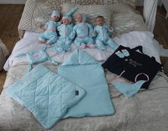 Комплект для новорожденных Baby Box мятный