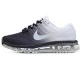 Кроссовки Мужские Nike Air Max 2017 Grey White Gradient