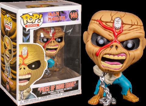 Фигурка Funko Pop! Rocks: Iron Maiden - Piece of Mind Eddie