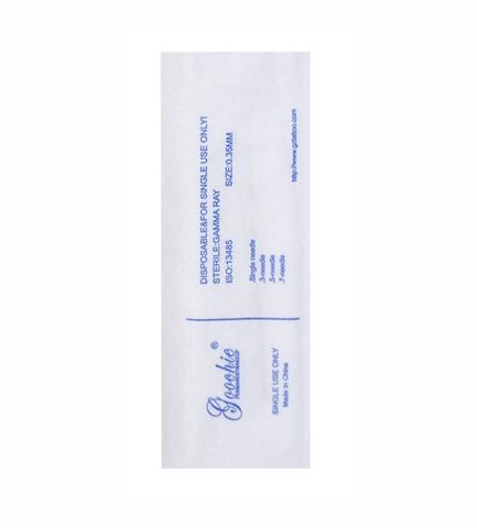 1R дюзы (насадки) Goochie для машинок GOOCHIE в стерильной упаковке - упаковка 10 штук.