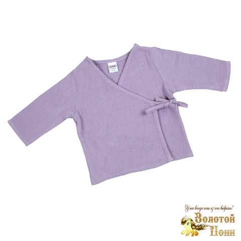 Распашонка муслин новорожденным (0-3) 210801-OP1316.6