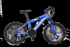 Велосипед детский Gestalt G-200 спицы Синий