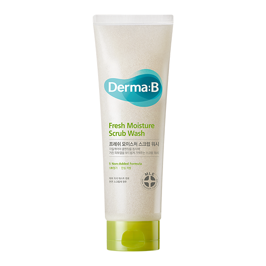 Скраб для тела Derma B Fresh Moisture Scrub Wash 250 мл