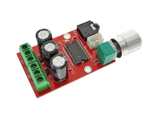 Модуль цифрового аудио усилителя XH-M145