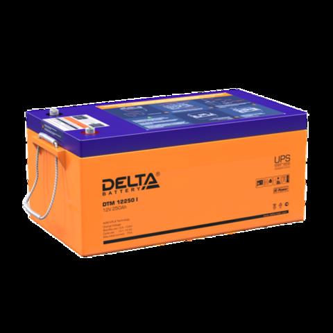 Аккумулятор Delta DTM 12250 L