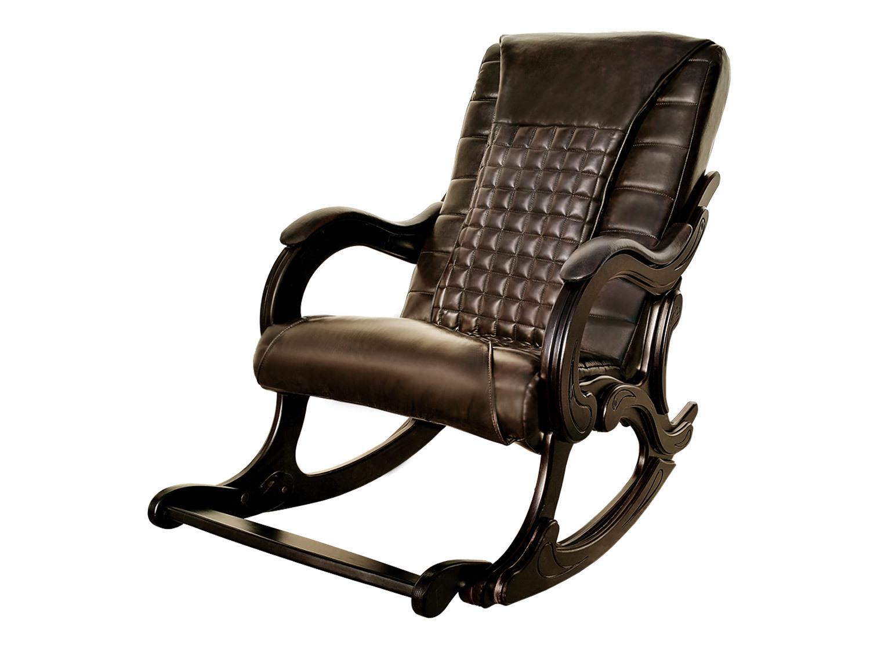 """Распродажа % Кресло-качалка """"EGO WAVE"""" с функцией массажа eg2001_choco_1.jpg"""