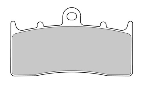Тормозные колодки Ferodo FDB2124P