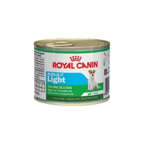 Royal Canin Adult Light  (195 г.) для собак склонных к полноте