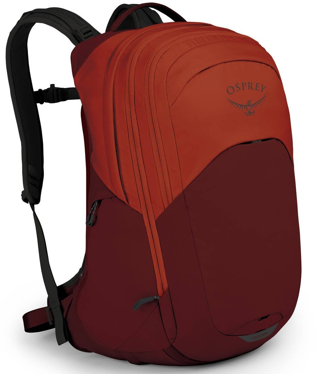 Велорюкзаки Рюкзак Osprey Radial (26-34 литра) Rise/Orange Radial_F19_Side_Rise_Orange_web.jpg