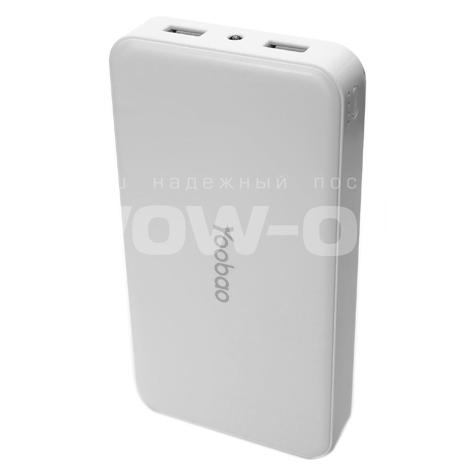 Power Bank Yoobao  M20 20000mAh оптом