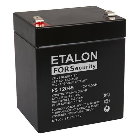 Аккумулятор ETALON FS 12045