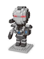 Конструктор Wisehawk & LNO Воитель 224 детали NO. 2558 War Machine Gift Series