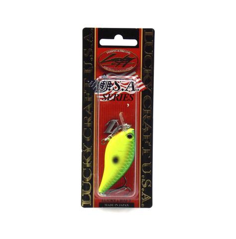 Воблер Lucky Craft LC 1.5 - 111 Peacock