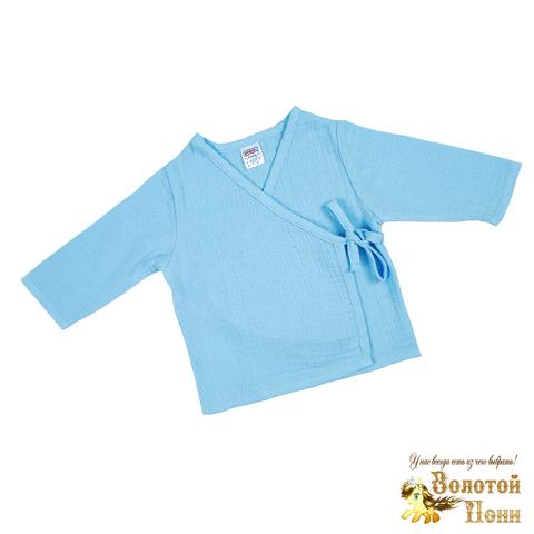 Распашонка муслин новорожденным (0-3) 210801-OP1316.7