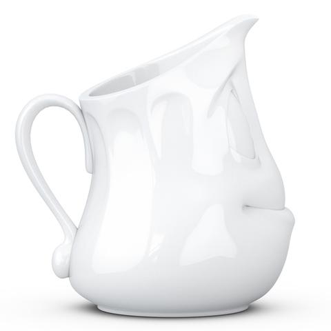 Молочник Tassen Jolly, 350 мл, белый