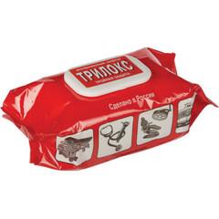Салфетки дезинфицирующие Трилокс (120 штук в мягкой упаковке)