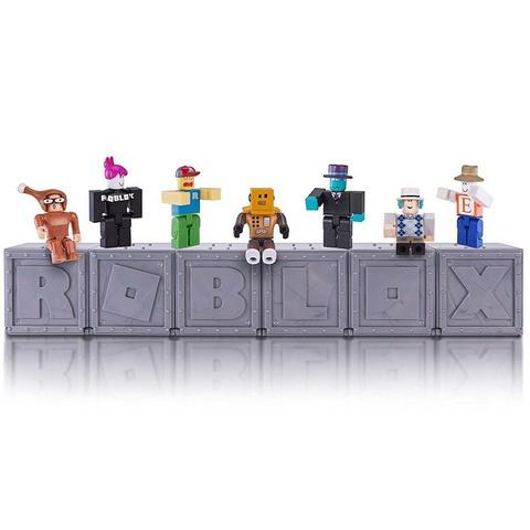 Роблокс Тайный набор из 6 штук, серия 1 Металлик