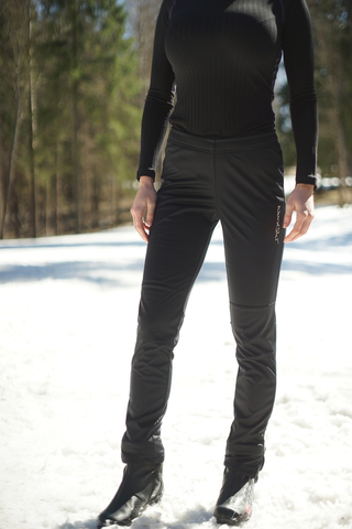 Разминочные штаны Nordski Motion Black