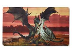 Dragon Shield: Playmat Valentine Dragons
