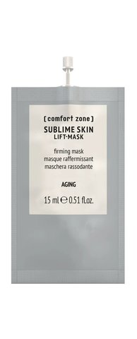 [comfort zone] Cовершенная лифтинг маска саше  SUBLIME SKIN