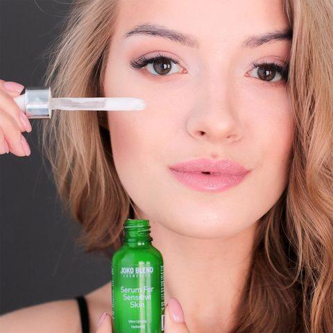 Сироватка для чутливої шкіри Serum For Sensitive Skin Joko Blend 30 мл (2)