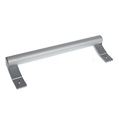 Ручка-скоба для холодильника Атлант-Минск 315 мм  серебро (730365800801)