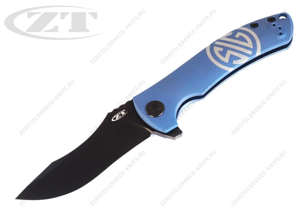 Нож Zero Tolerance 0920SIG Les George