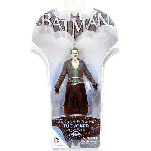 Batman: Arkham Origins Series 01 - The Joker
