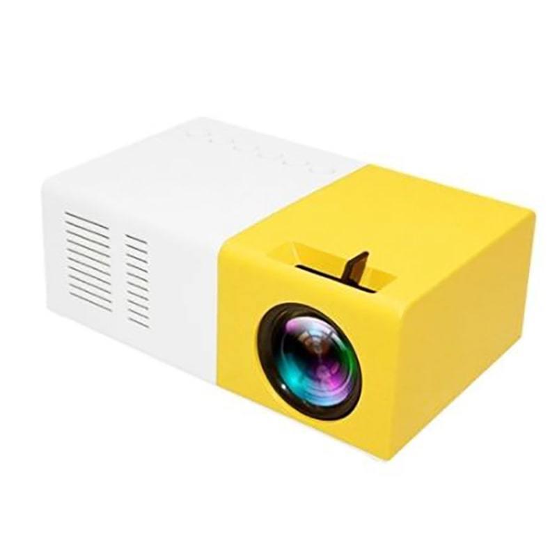 Гаджеты Мини проектор LED Projector YG 300-J9 YG__300-3.jpg