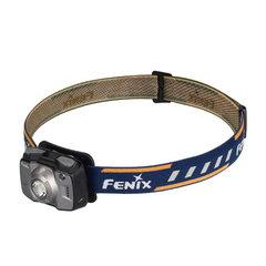 Купить фонарь светодиодный налобный Fenix HL32R серый, 600 лм, встроенный аккумулятор