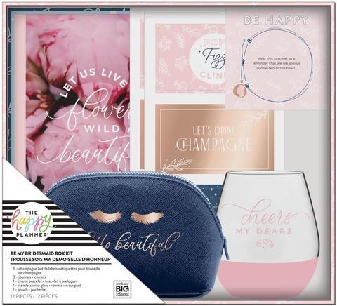 НАБОР для планирования праздничного торжества -   Happy Planner Bride Squad Kit by Me & My Big Ideas