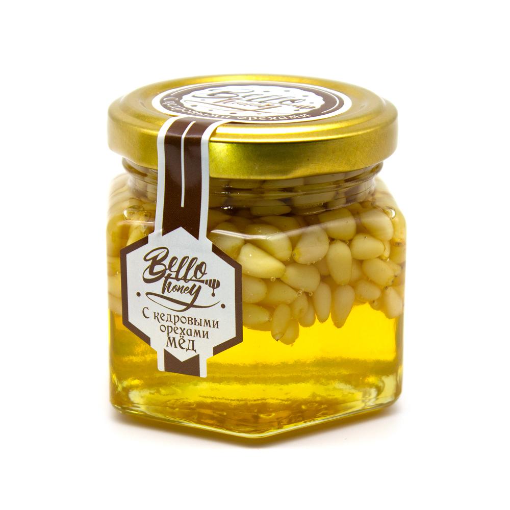 Орехи в меду, 120мл