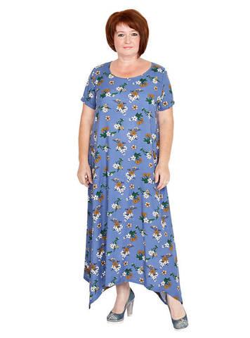Платье из штапеля Эшли