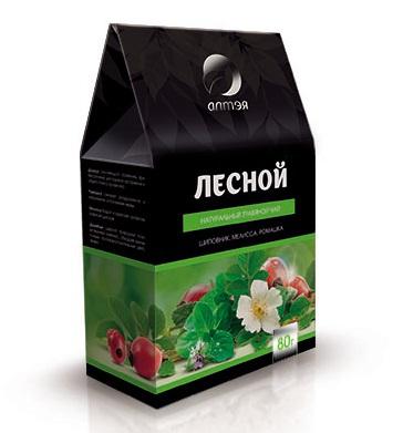 Травяной чай Лесной фото2
