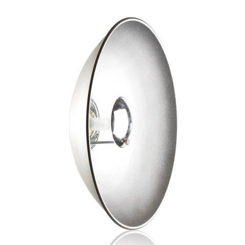 Портретный рефлектор Elinchrom 44 см серебро